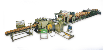 Muti-wall PP.-paper Bag Making Machine 7M-P