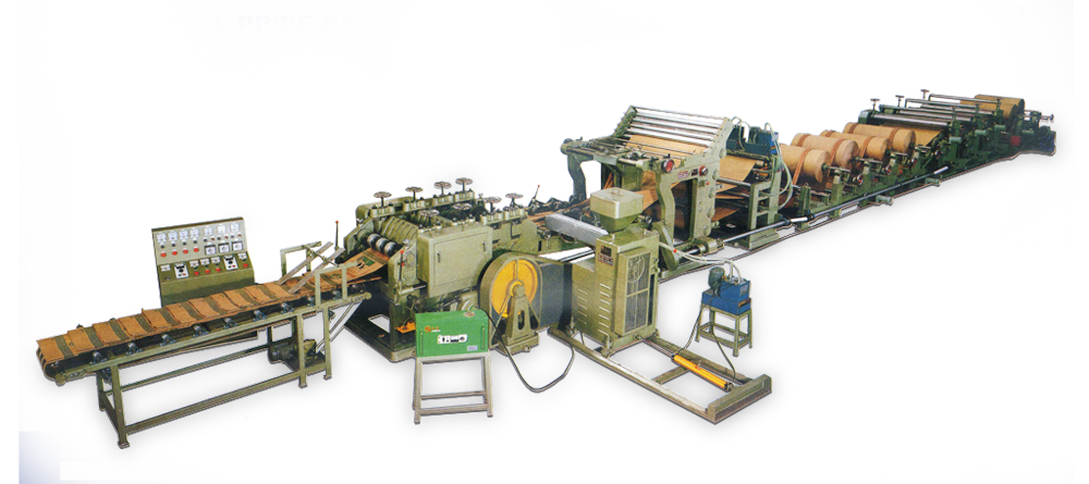 Multi-wall PP PE-Paper Bag Making Machine