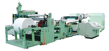 Extrusion Laminator / Coating Machines for Flexible Food Packaging Film & Industrial Packaging